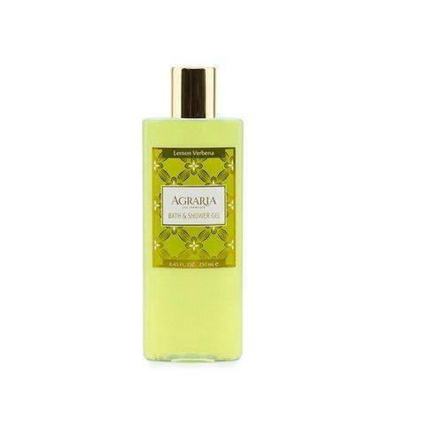 Agraria San Francisco Home Lemon Verbena Bath and Shower Gel 8.45 oz-Agraria San Francisco Home-Oak Manor Fragrances
