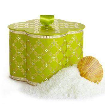 Agraria San Francisco Lemon Verbena Bath Salt-Agraria San Francisco Home-Oak Manor Fragrances