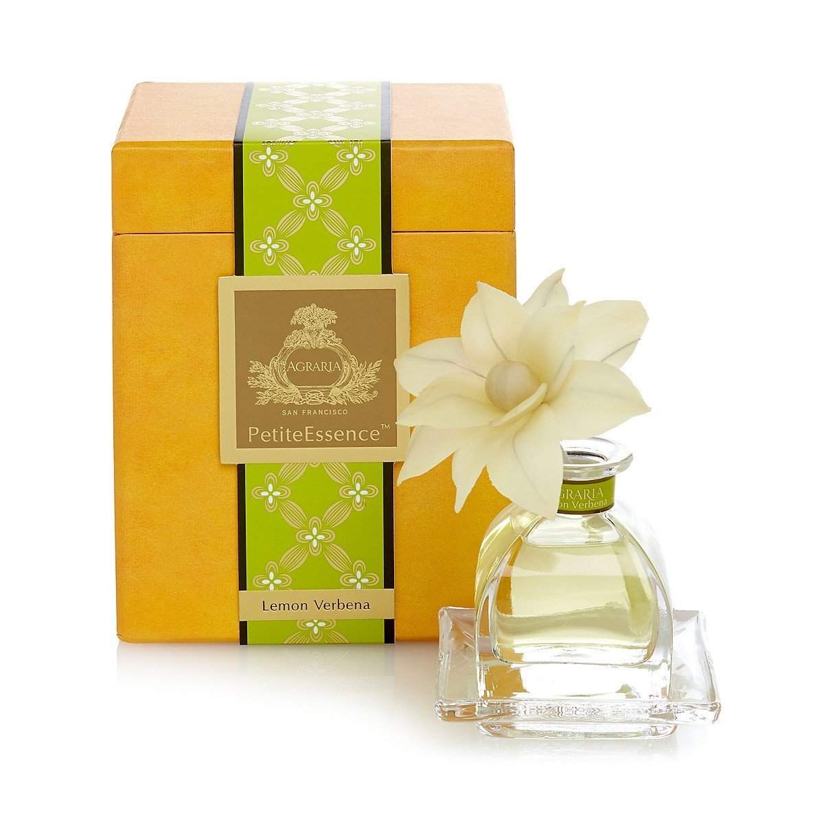 Agraira San Francisco Home Lemon Verbena PetiteEssence Diffuser-Agraria San Francisco Home-Oak Manor Fragrances