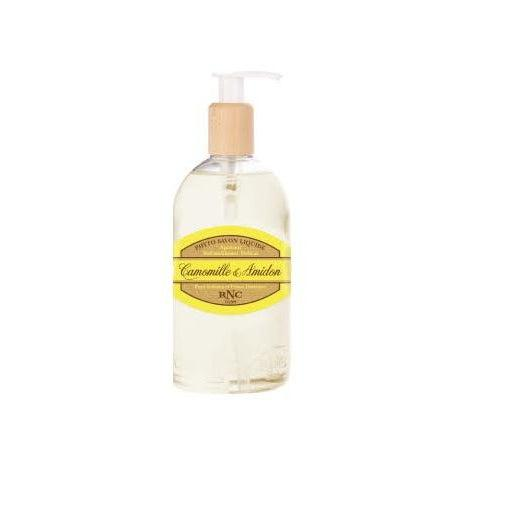 Rance Soaps Camomile and Amdion (Chamomile and Starch) Liquid Soap 500 ml-Rance Soaps-Oak Manor Fragrances