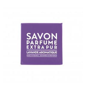 Compagnie de Provence Aromatic Lavender Scented Soap 3.5 oz Bar-Compagnie de Provence Savon de Marseille-Oak Manor Fragrances
