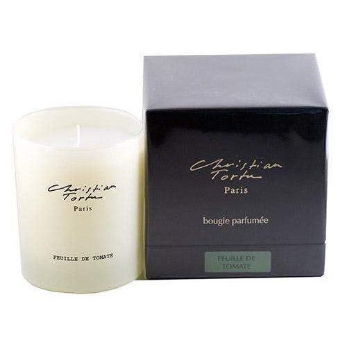 Christian Tortu Feuille de Tomate (Tomato Leaf) 190 Gram Candle-Christian Tortu-Oak Manor Fragrances
