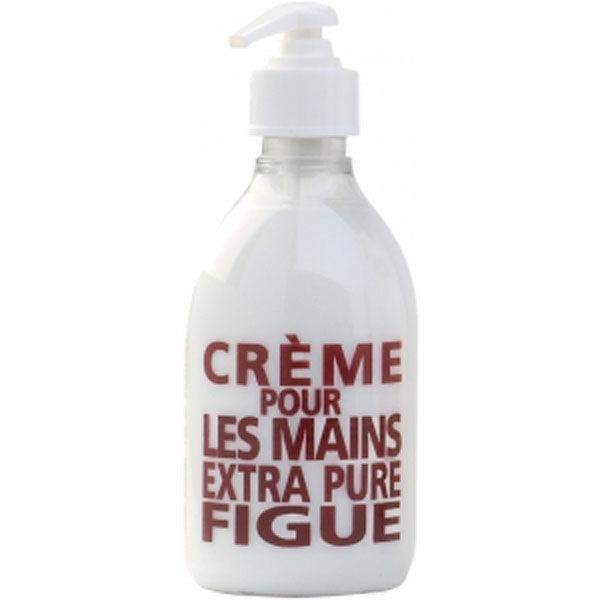 Compagnie de Provence Fig of Provence Shea Butter Hand Cream 10 oz-Compagnie de Provence Savon de Marseille-Oak Manor Fragrances