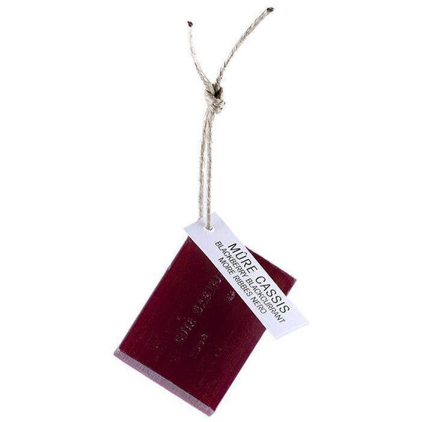 Cote Bastide Blackberry Blackcurrant Soap on a Rope 100 g-Cote Bastide-Oak Manor Fragrances
