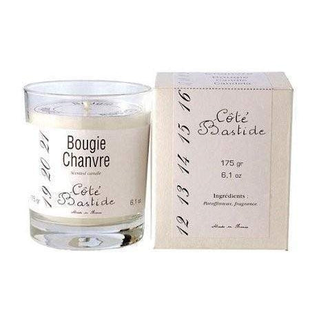 Cote Bastide Hemp Candle-Cote Bastide-Oak Manor Fragrances