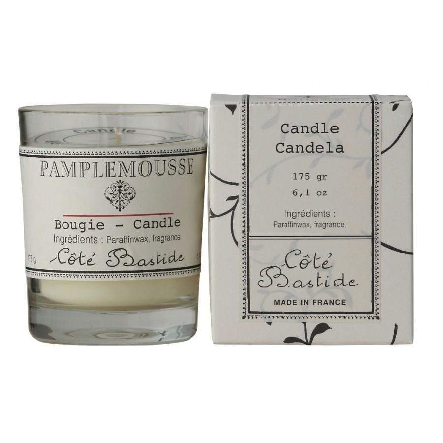 Cote Bastide Pamplemousse (Grapefruit) Candle (Without Gift Box)-Cote Bastide-Oak Manor Fragrances
