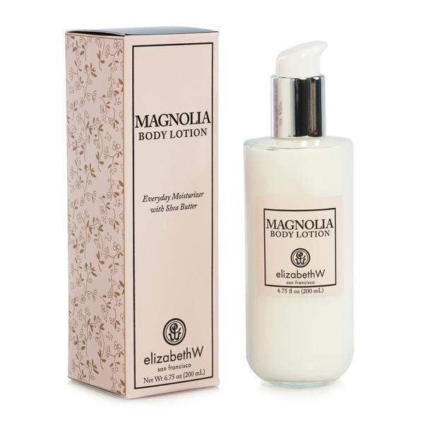Elizabeth W Body Lotion Magnolia-Elizabeth W-Oak Manor Fragrances