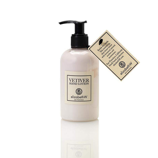 Elizabeth W Hand Lotion Vetiver-Elizabeth W-Oak Manor Fragrances