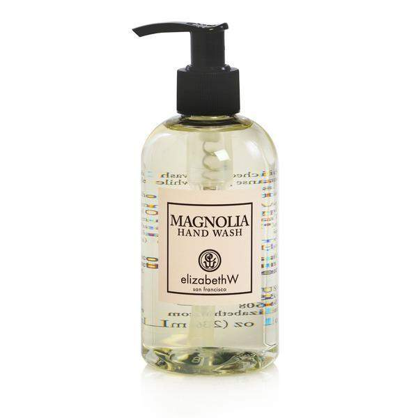 Elizabeth W Hand Wash Magnolia-Elizabeth W-Oak Manor Fragrances