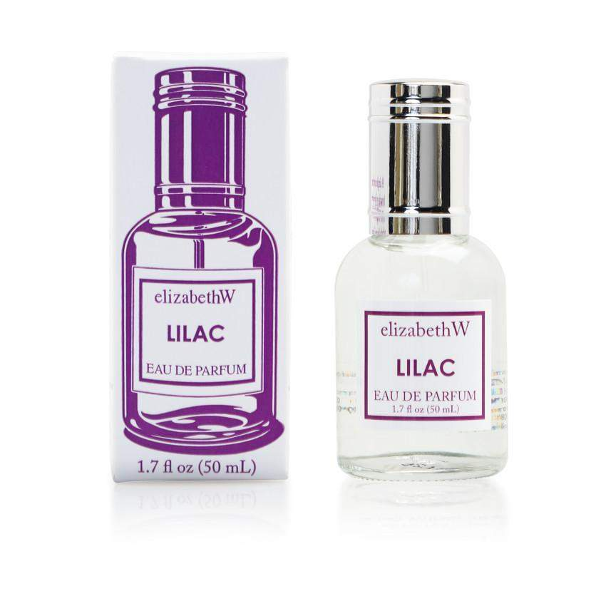 Elizabeth W Lilac Eau de Parfum 1.7 oz-Elizabeth W-Oak Manor Fragrances