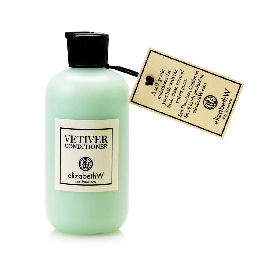 Elizabeth W Vetiver Conditioner 8 oz-Elizabeth W-Oak Manor Fragrances