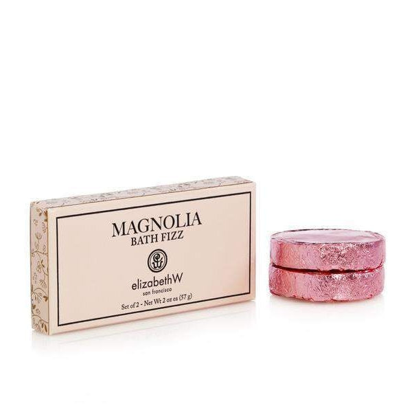 Elizabeth W Magnolia Bath Fizz-Elizabeth W-Oak Manor Fragrances