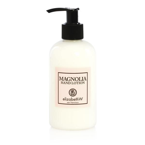 Elizabeth W Magnolia Hand Lotion 8 oz-Elizabeth W-Oak Manor Fragrances