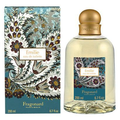 Fragonard Parfumeur Emilie Eau De Toilette 100 ml-Fragonard Parfumeur-Oak Manor Fragrances