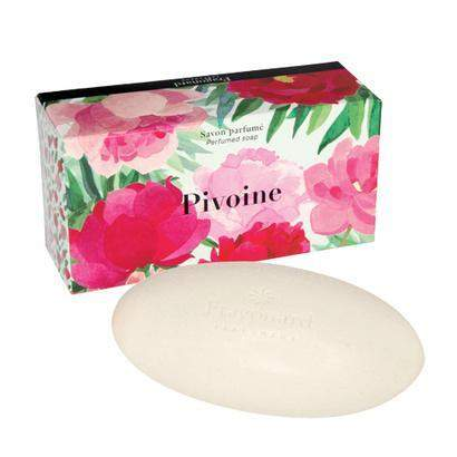 Fragonard 2017 Flower of the Year Peony (Pivoine) Large Pebble Soap-Fragonard Parfumeur-Oak Manor Fragrances