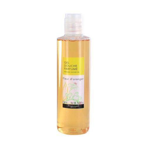 Fragonard Fleur d'Oranger (Orange Blossom) Shower Gel 250 ml-Fragonard Parfumeur-Oak Manor Fragrances