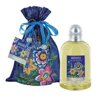 Fragonard Miranda 200 ml Eau de Toilette (with Gift Bag)-Fragonard Parfumeur-Oak Manor Fragrances