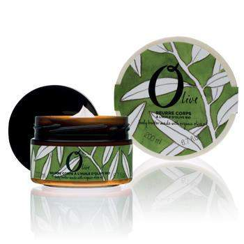 Fragonard Olive Oil Collection BODY BUTTER-Fragonard Parfumeur-Oak Manor Fragrances