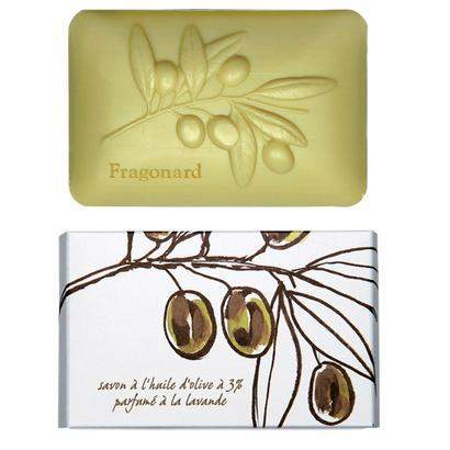 Fragonard Olive Oil Perfumed Soap - Lavender 300 g-Fragonard Parfumeur-Oak Manor Fragrances