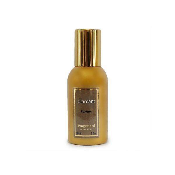 Fragonard Parfumeur Diamant Gold Bottle Parfum 30 Ml Or 60 Ml Oak