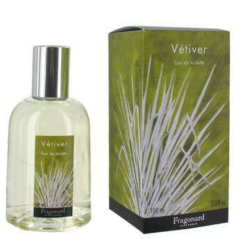 Fragonard Parfumeur The Naturelles Vetiver Eau de Toilette 100 ml-Fragonard Parfumeur-Oak Manor Fragrances