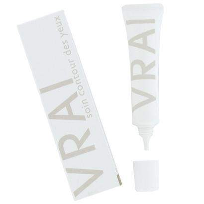 Fragonard VRAI Eye Contour Care Cream-Fragonard Parfumeur-Oak Manor Fragrances