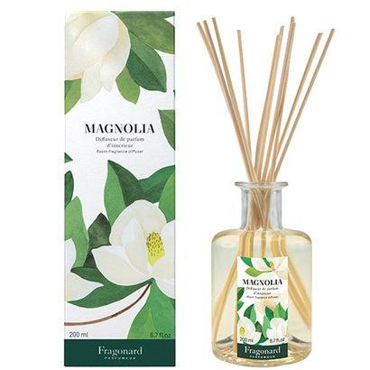Fragonard 2020 Flower of the Year Magnolia Diffuser-Fragonard Parfumeur-Oak Manor Fragrances