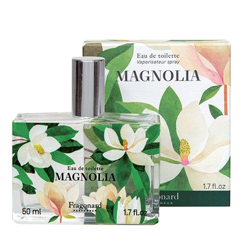 Fragonard 2020 Flower of the Year Magnolia Eau de Toilette 50 ml-Fragonard Parfumeur-Oak Manor Fragrances