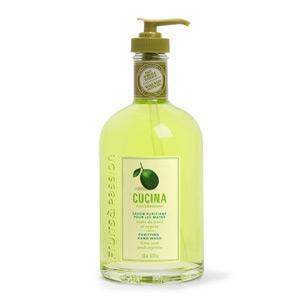 Fruits and Passion Cucina Lime Zest and Cypress Hand Wash 16.9 oz-Fruits and Passion Cucina-Oak Manor Fragrances