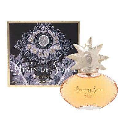 Fragonard Grain de Soleil Eau de Parfum 50 ml-Fragonard Parfumeur-Oak Manor Fragrances