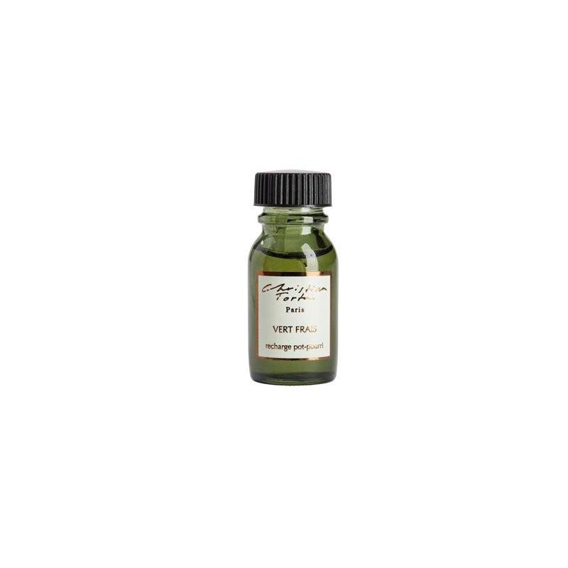 Christian Tortu Vert Frais (Fresh Green) Refresher Oil-Christian Tortu-Oak Manor Fragrances