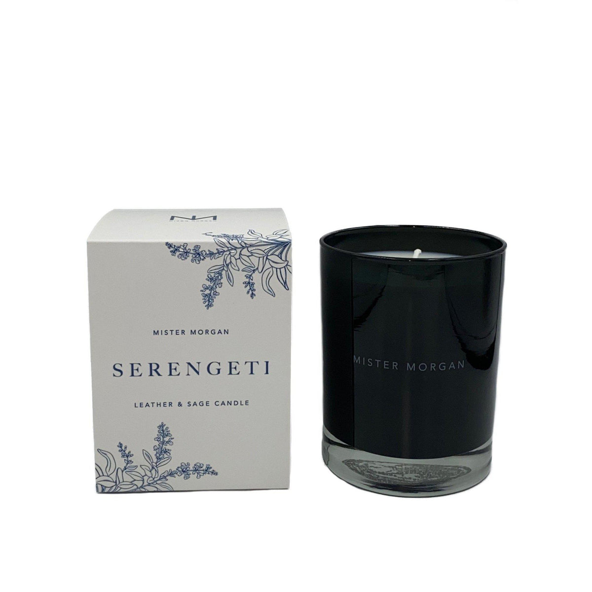 Niven Morgan Mister Morgan Serengeti Vintage Leather Candle-Niven Morgan-Oak Manor Fragrances