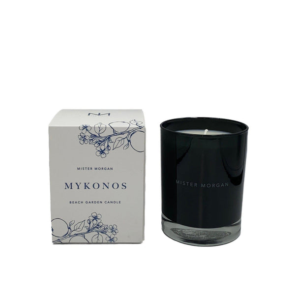 Niven Morgan Mykonos Beach Garden Mister Morgan Candle-Niven Morgan-Oak Manor Fragrances