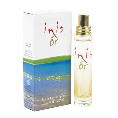 Inis Or Eau de Parfum Travel Size Spray 15 ml-Fragances of Ireland Inis-Oak Manor Fragrances