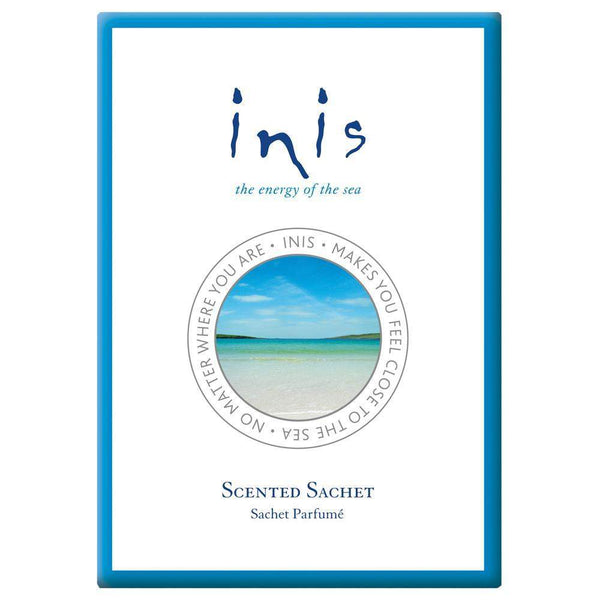 Inis the Energy of the Sea Scented Sachet-Fragances of Ireland Inis-Oak Manor Fragrances