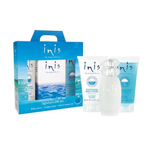 Inis Energy of the Sea Travel Pack-Fragances of Ireland Inis-Oak Manor Fragrances