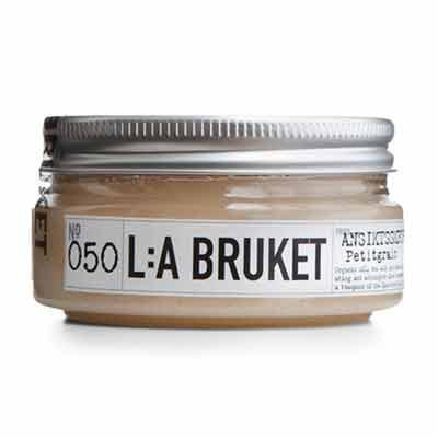 L:A Bruket No. 050 Face Scrub Petigrain 100 ml-L:A Bruket-Oak Manor Fragrances