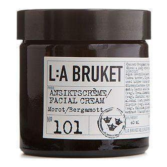 L:A Bruket No. 101 Face Cream Carrot and Bergamot 60 ml-L:A Bruket-Oak Manor Fragrances
