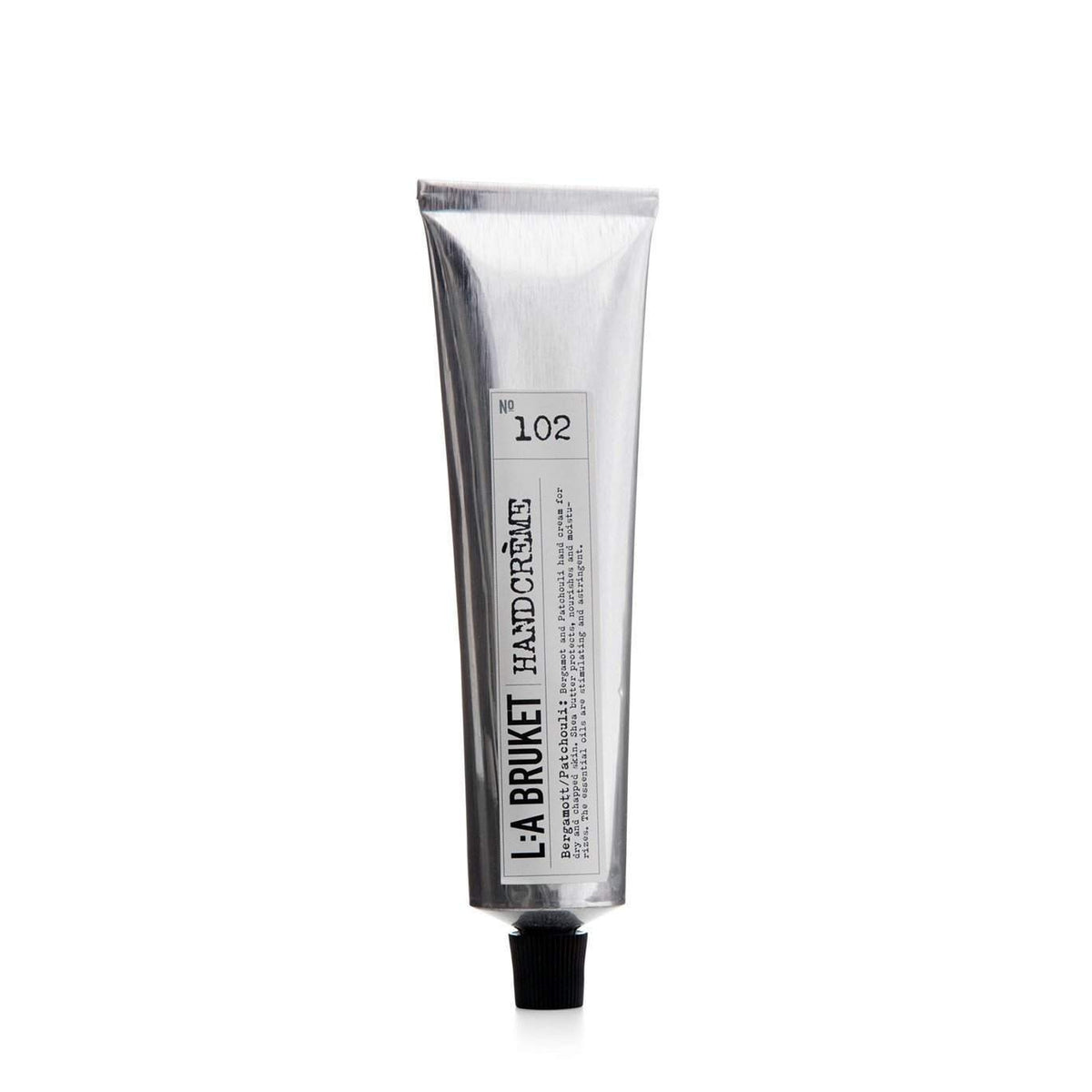 L:A Bruket No. 102 Hand and Foot Cream Bergamot Patchouli 70 ml-L:A Bruket-Oak Manor Fragrances