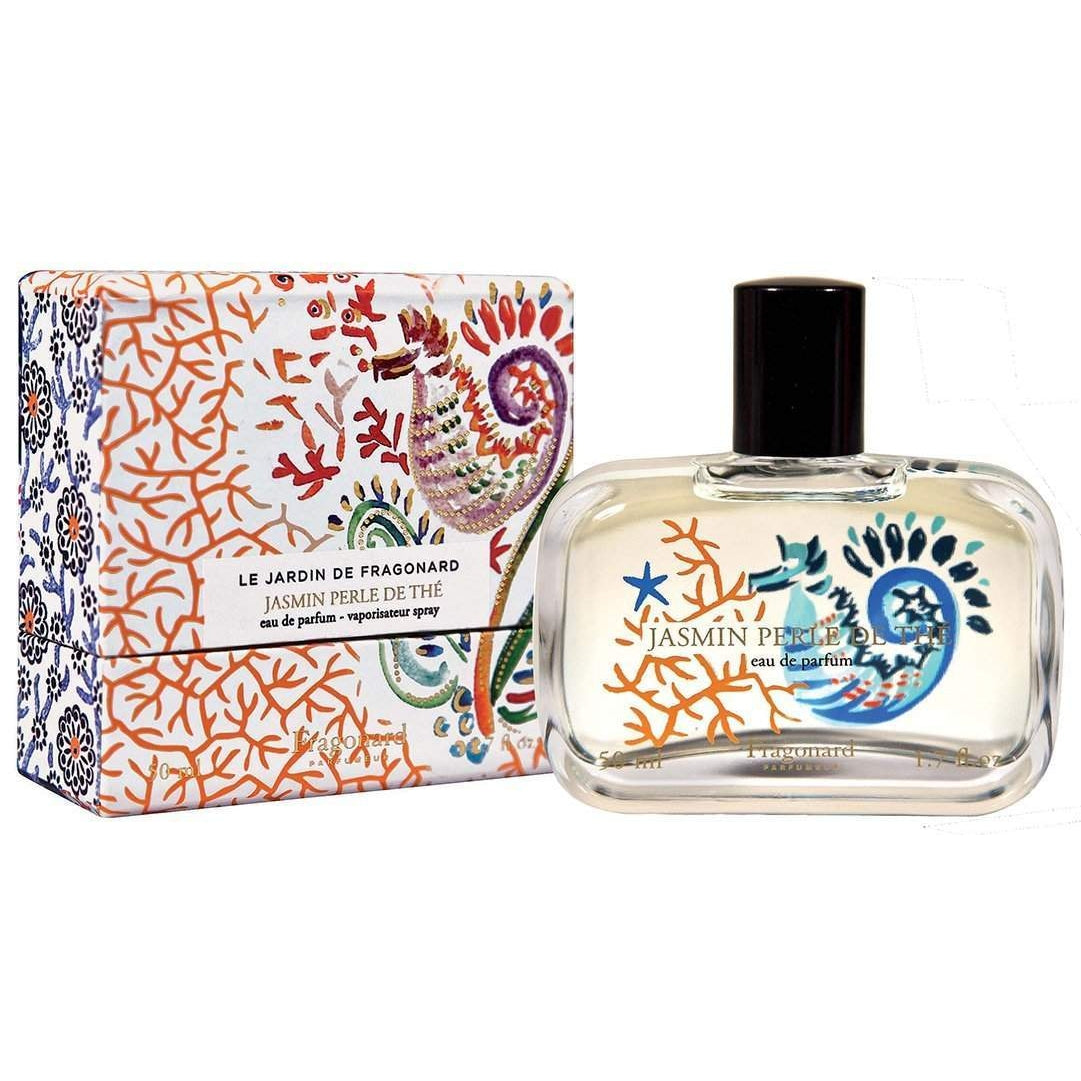 Le Jardin De Fragonard Jasmin-Perle de The Eau de Parfum 50 ml-Fragonard Parfumeur-Oak Manor Fragrances
