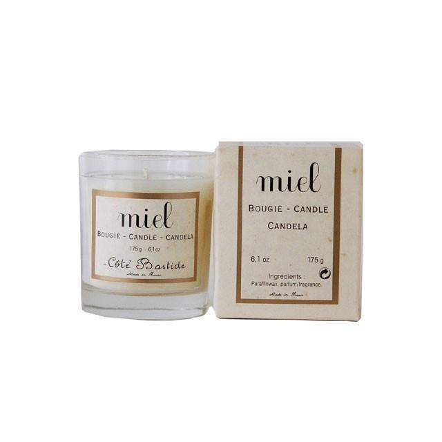 Cote Bastide Miel (Honey) Candle (no box)-Cote Bastide-Oak Manor Fragrances