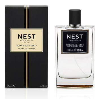 Nest Body and Soul Spray Moroccan Amber-Nest Fragrances-Oak Manor Fragrances