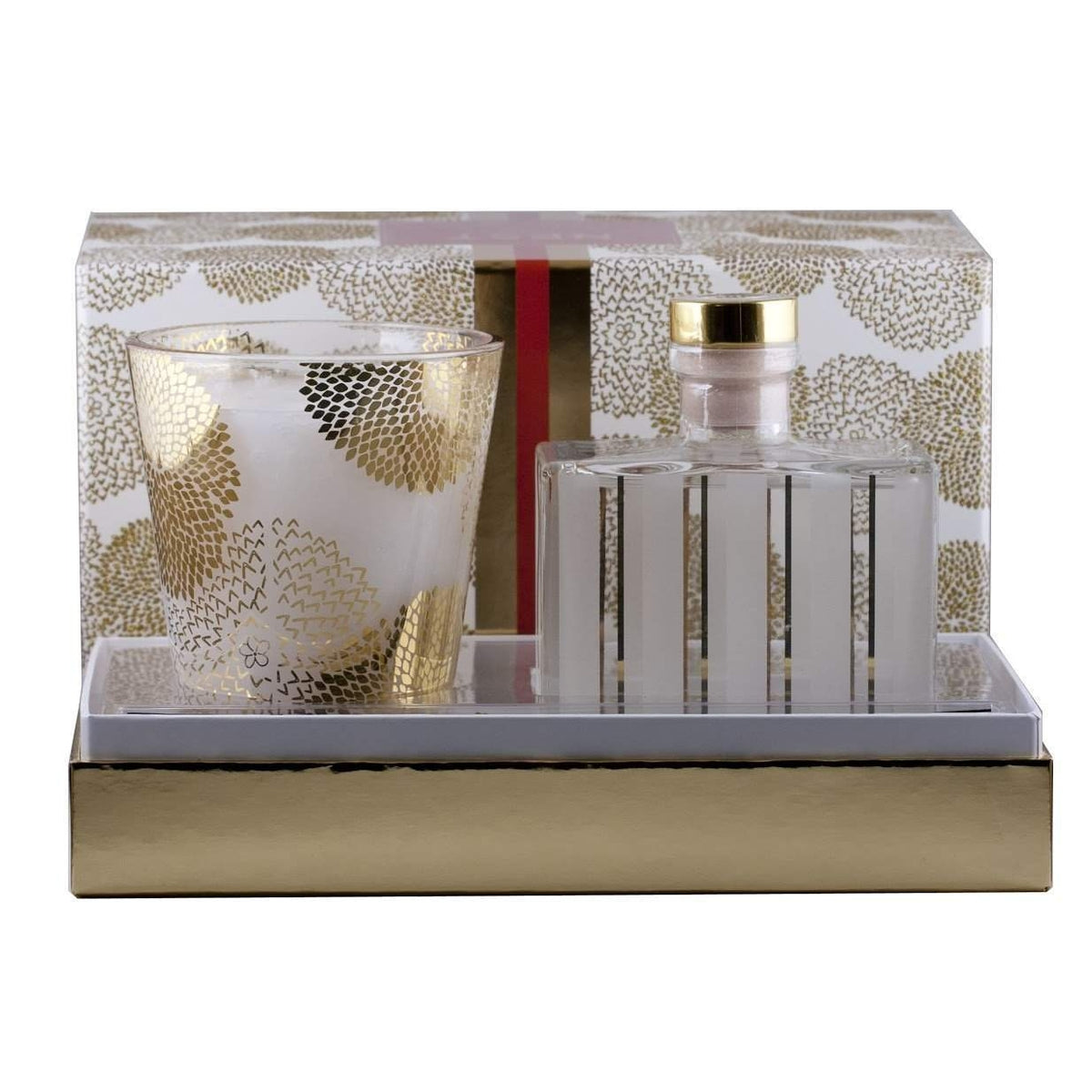 Nest Fragrances Birchwood Classic Candle and Diffuser Gift Set-Nest Fragrances-Oak Manor Fragrances