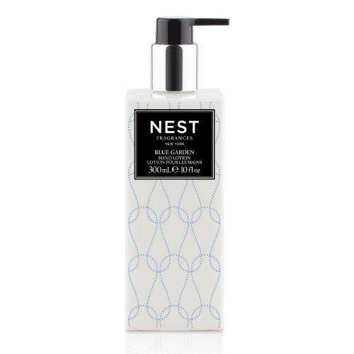 Nest Fragrances Blue Garden Hand Lotion 10 oz-Nest Fragrances-Oak Manor Fragrances