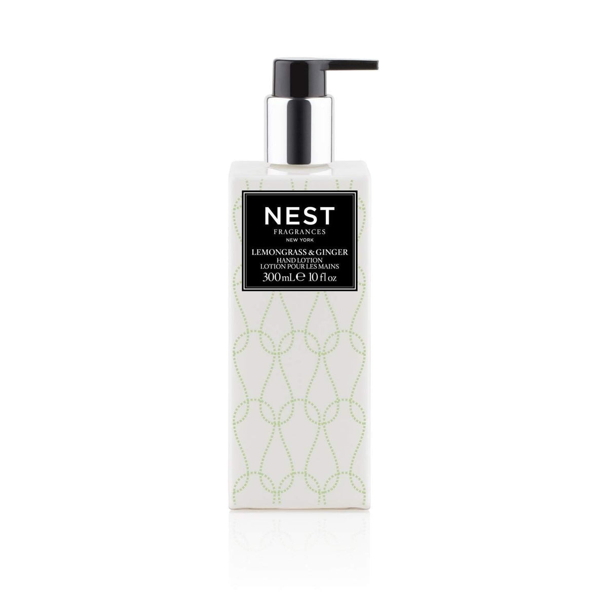 Nest Fragrances Lemongrass and Ginger Hand Lotion-Nest Fragrances-Oak Manor Fragrances