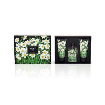 Nest White Narcisse Gift Set-Nest Fragrances-Oak Manor Fragrances