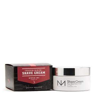 Niven Morgan Rue 1807 Black Cypress Men's Razor Made Shave Cream 8 oz Jar-Niven Morgan-Oak Manor Fragrances