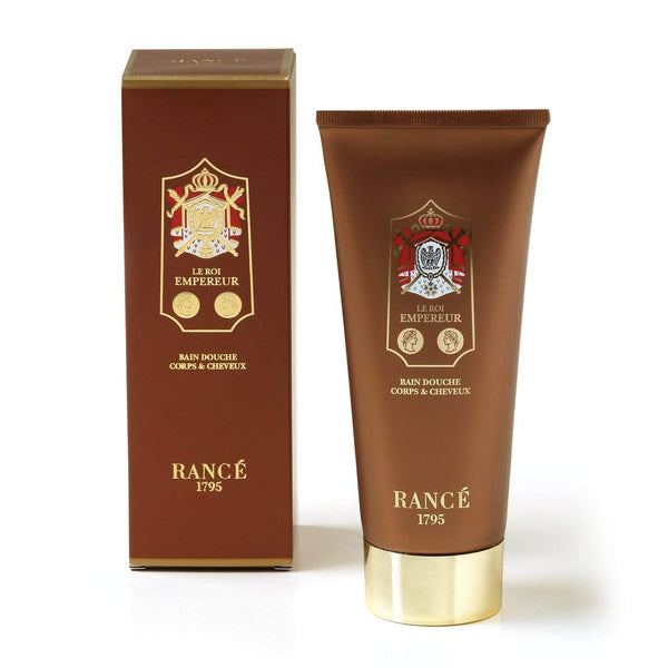 Rance Le Roi Empereur Men's Bath and Shower Gel 200 ml-Rance Soaps-Oak Manor Fragrances