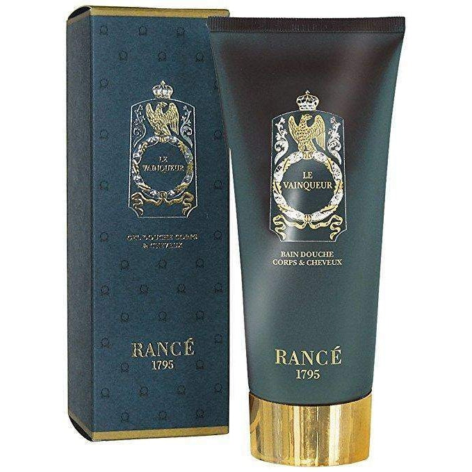 Rance Le Vainqueur Men's Fragrance Shower Gel 200 ml-Rance Soaps-Oak Manor Fragrances