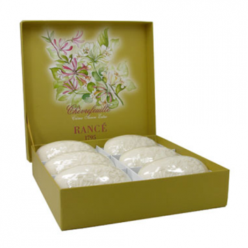 Rance Soaps Chevrefeuille (Honeysuckle) Soap Box-Rance Soaps-Oak Manor Fragrances